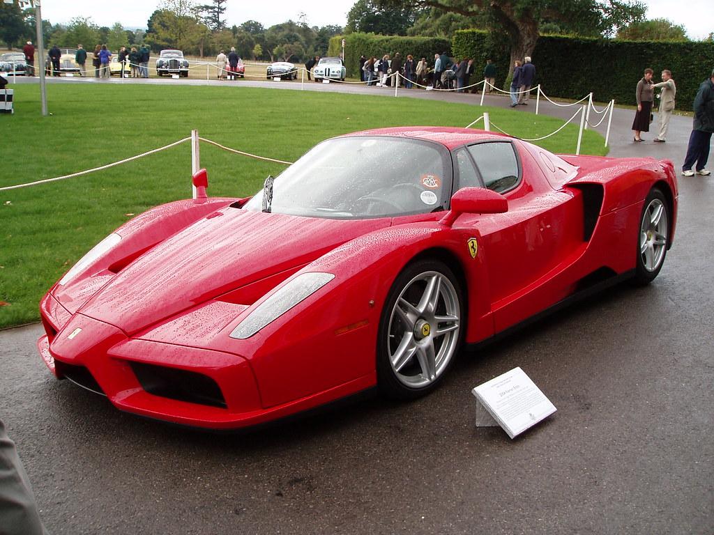 2004 Ferrari Enzo   Goodwood Road Racing Club (GRRC) car dis…   Flickr