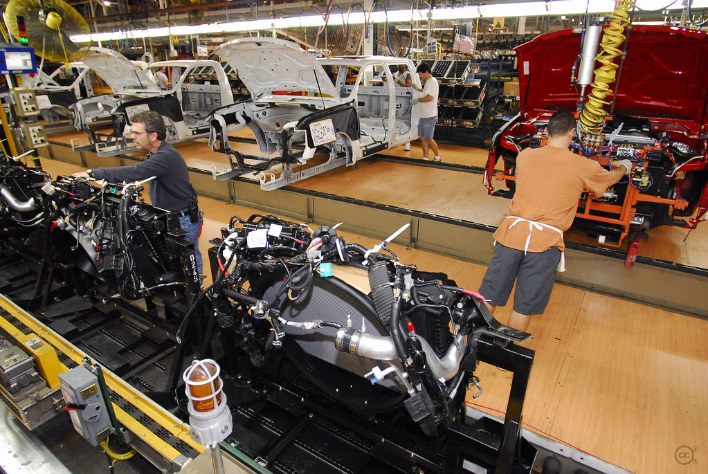 Ford Louisville Ky >> 2008 Super Duty Begins Production at Ford's Kentucky Truck ...