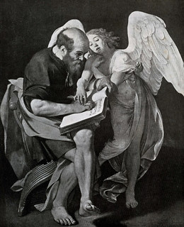 Saint Matthew and the Angel | by clarkvr