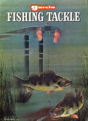 catagog 1961 garcia fishing catalog don the upnorth