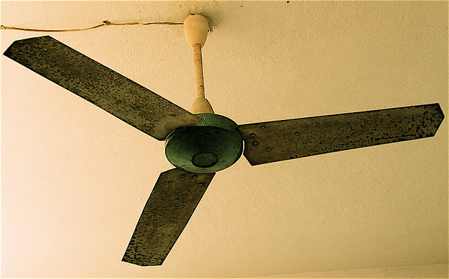 ... Old Ceiling Fan | By Curiouser*Curiouser