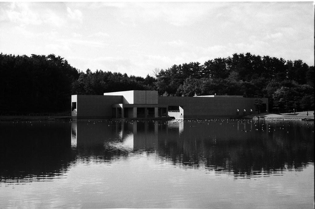 Ken domon museum of photography ren flickr for Domon ken museum