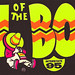 South of the Border - Dillon South Carolina - Bumper Sticker - 1980s