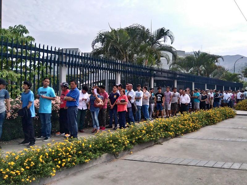 Universidad de San Martín de Porres desarrolló su Examen de Exonerados 2017 – I