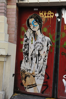 streetart without borders, paris | by mittenimwald