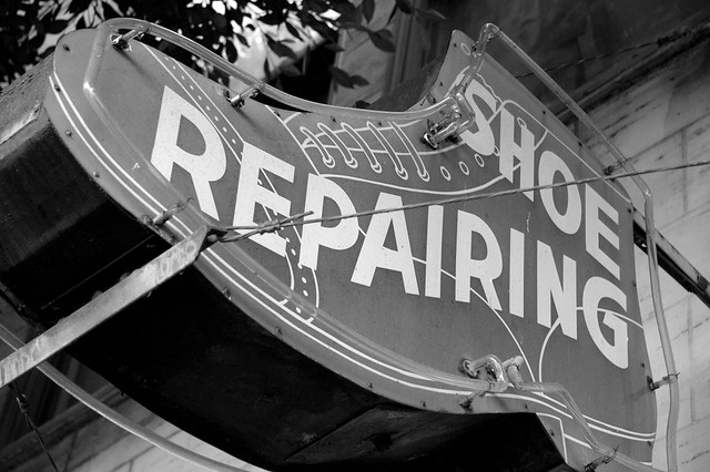 Shoe Repair North Harrison St Princeton Shopping Center Nj