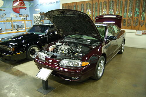 The Very Last Oldsmobile 2004 Alero R E Olds Museum 142 N