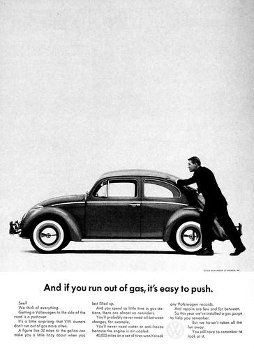 Vintage Advertisement | Volkswagen Ad of 1962 | Flickr