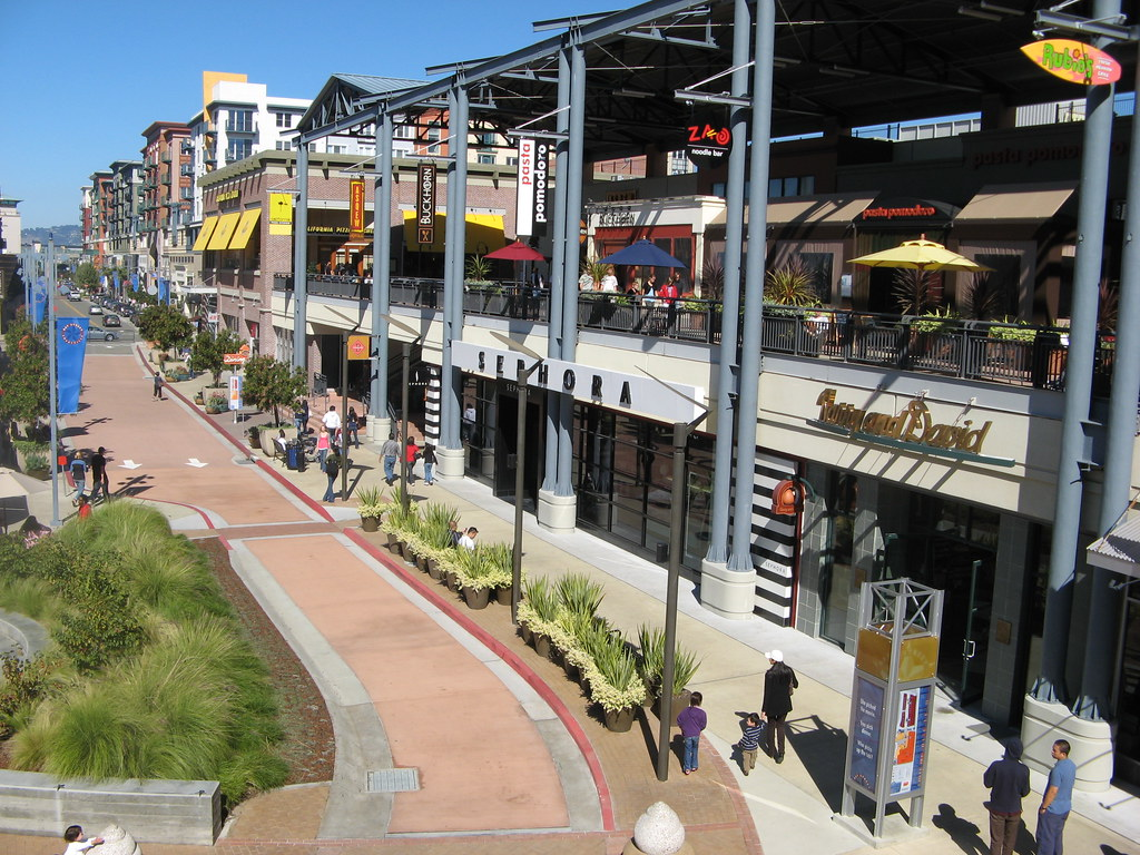 Emeryville – Travel guide at Wikivoyage