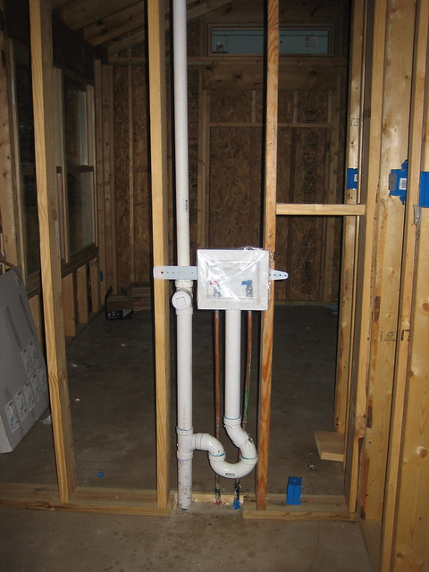Washer Dryer Plumbing Box Washer Free Engine Image For