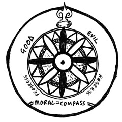 Moral Compass | by psd