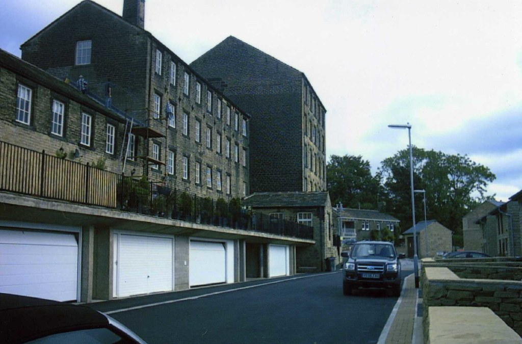 Upper Sunny Bank Mews Alterations Are Now Complete The O Flickr