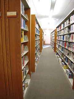 Adult Book Stacks | by WNPR - Connecticut Public Radio