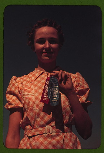 Winner at the Delta County Fair, Colorado  (LOC) | by The Library of Congress