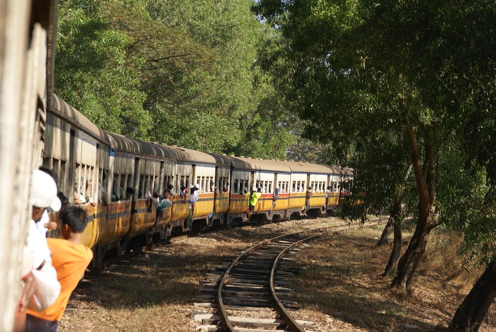 Resultado de imagen de tren circular