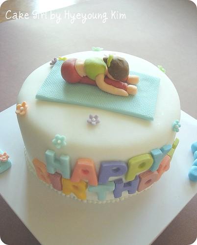 Birthday Cake Shot