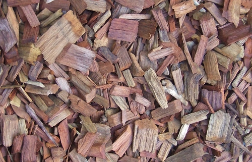 Wood chips texture available for use in