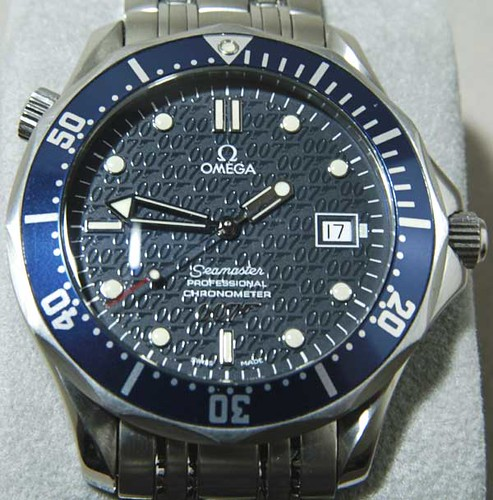 Omega Seamaster Professional (James Bond 40th Anniversary ...