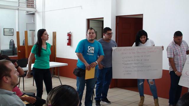 Encuentro Regional de Juventudes ANEP