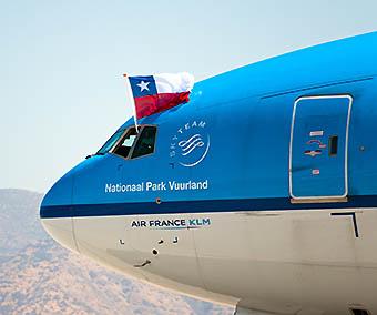 KLM Chile (KLM)