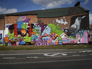 Graffiti Jam Gent:HDA, Roa, Pester, Jean Spez in the house!! | by Resto1981