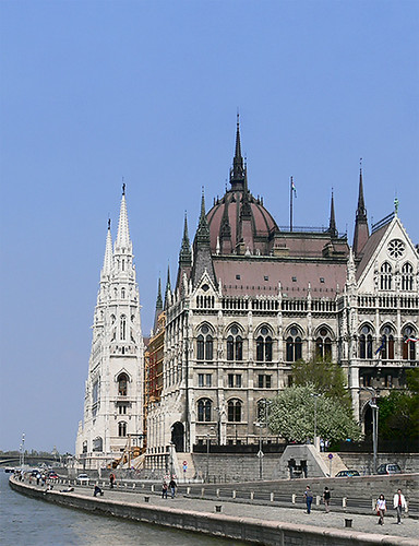 Hungarian Parliament | by dimchevski