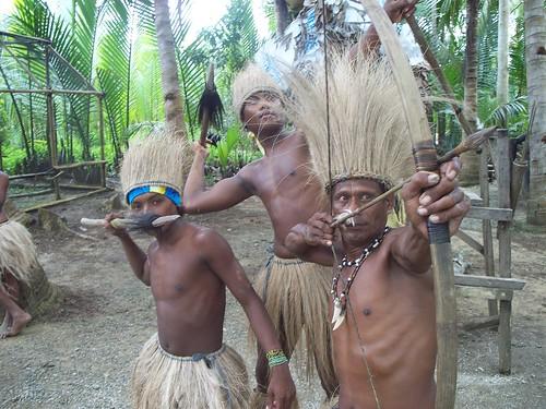 island tribes