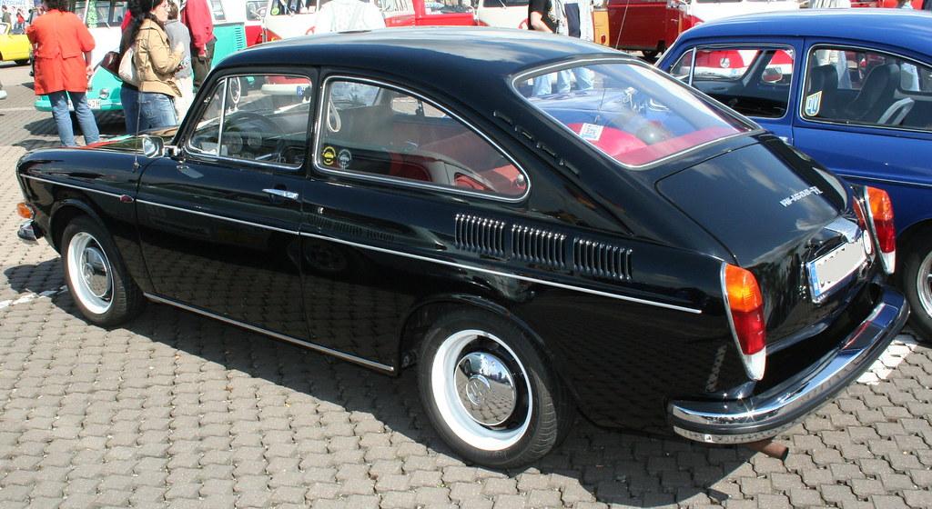 VW 1600 TL | Alan Broadfoot | Flickr Volkswagen Up