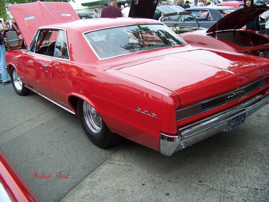 Car Show Tower District Fresno Ca