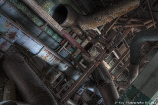 Pipe Chaos | by D-Kay2009