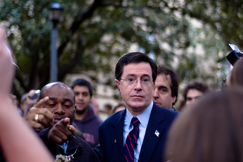 Stephen Colbert - South Carolina Favorite SonDay '08 - Columbia, SC | by ~pooty~
