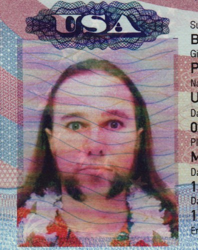 New Passport | by mexican 2000