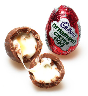 Cadbury Ornament Creme Egg | by cybele-