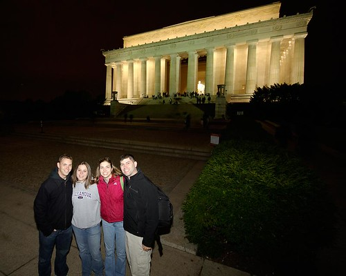 US At The Lincoln Memorial | by Mountain Visions