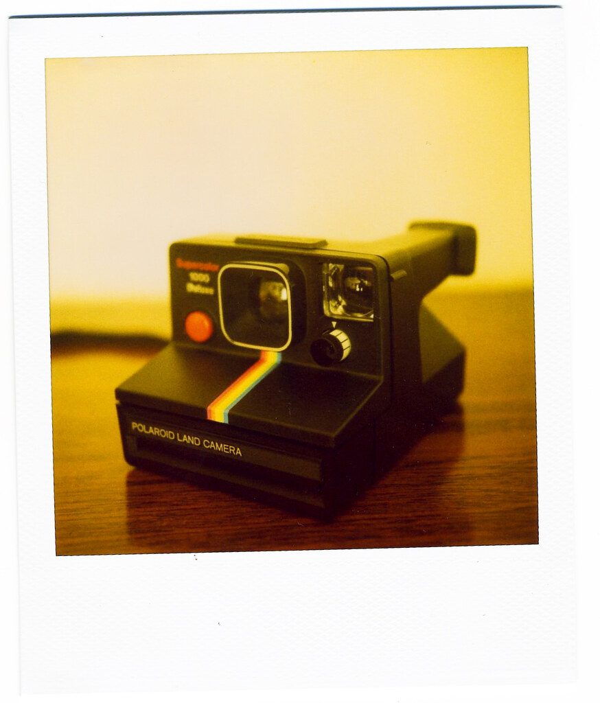 polaroid supercolor 1000 deluxe tim williams flickr. Black Bedroom Furniture Sets. Home Design Ideas