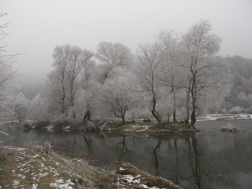 Struma River in Winter | by Klearchos Kapoutsis