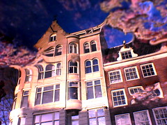 Reflections Of Amsterd@m - Bubble Building | by AmsterSam - The Wicked Reflectah