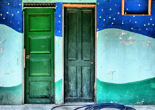 Magical Mystery Doors | by ohad*