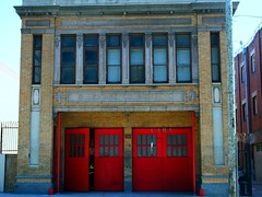 Los Angeles Old Fire Station Number 17 LAFD | by jondoeforty1
