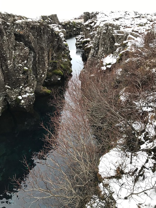 Thingvellir - The Drowning Pool