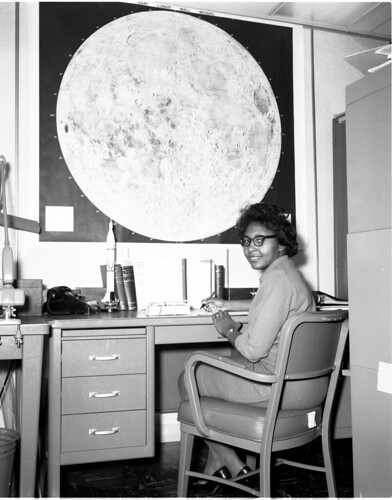 Jeanette A. Scissum, Scientist and Mathematician at Marshall | by NASA's Marshall Space Flight Center