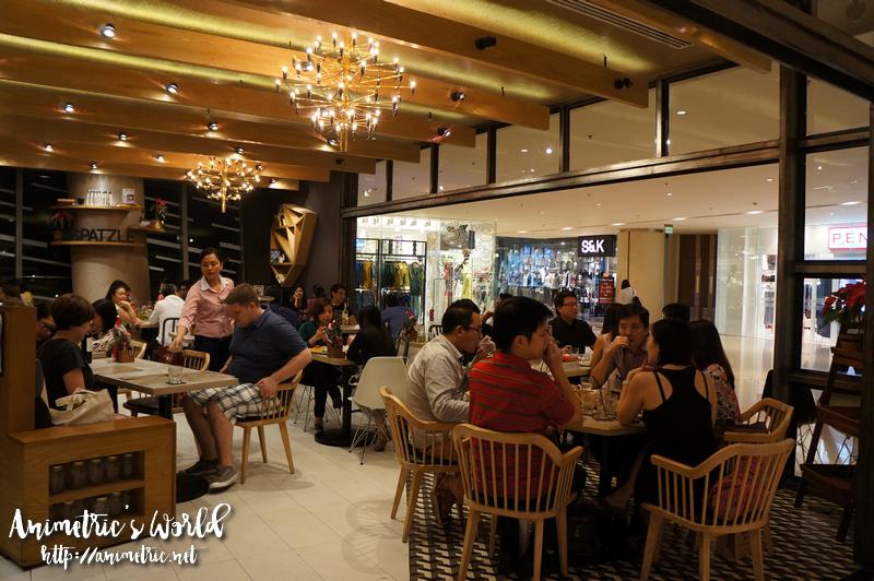 Spatzle Euro Market Cafe