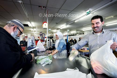 Jpj tanger supermarkt nederland amsterdam 3 mei 2011 for Tanger amsterdam
