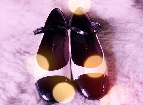 marc jacobs mary janes | by hallovalerie