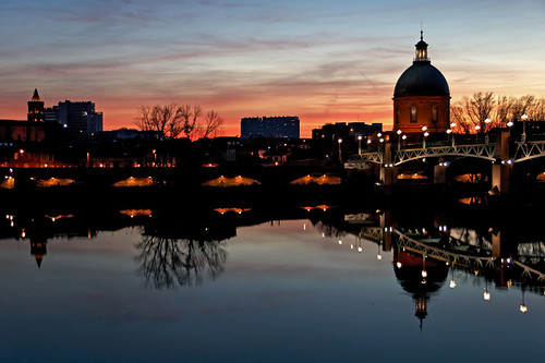 Toulouse - Ambiance hivernale | by Georges_M