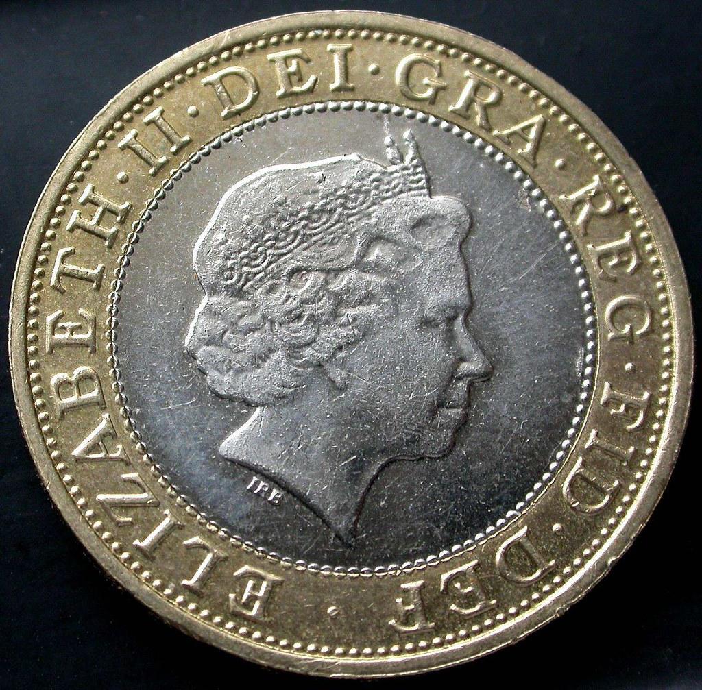 piece de monnaie anglaise