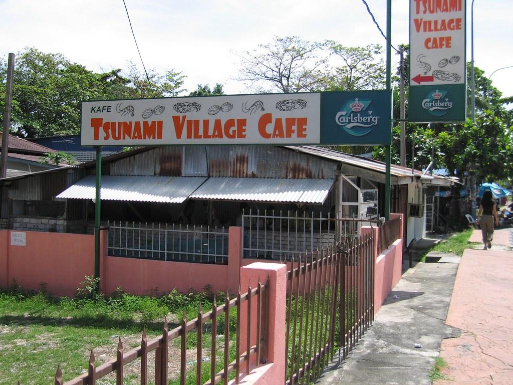 Island Penang Cafe West Coast