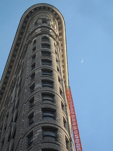 Flatiron and the Moon | by WilWheaton