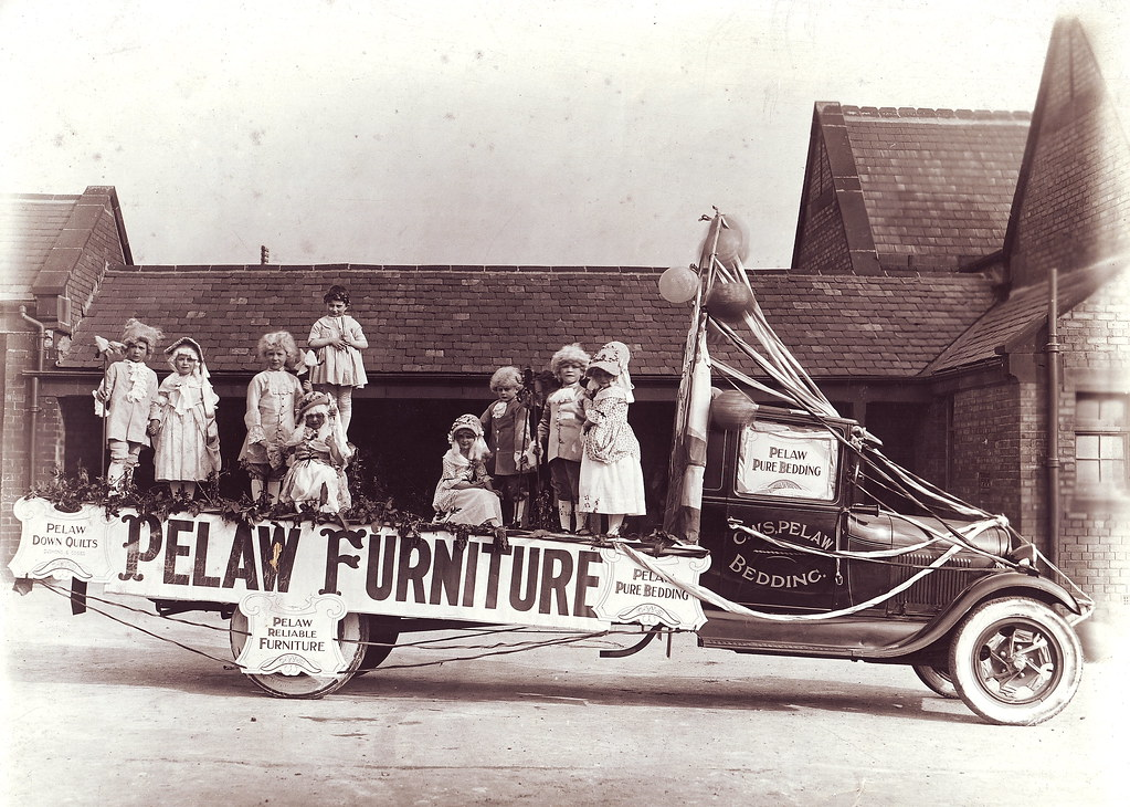 Bill Quay and Pelaw Flickr