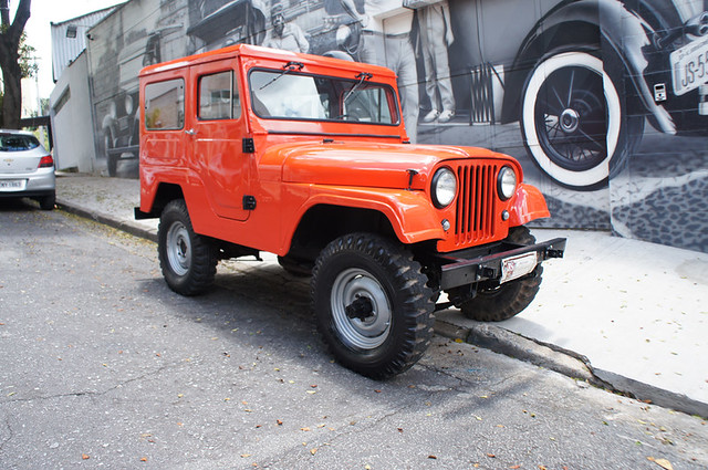 Jeep 1983 Ford 4x4